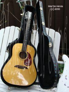 Martie's Guitar - Serendipity 12-String