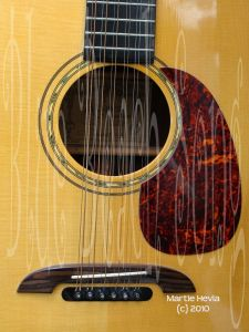 Serendipity - 12-String Guitar Body