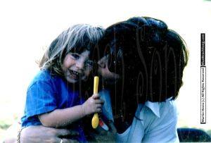 Kelbi & Mommy's Kiss - WM