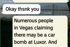 Las Vegas Shooting Text 6