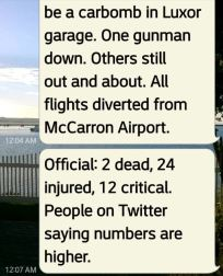 Las Vegas Shooting Text 8
