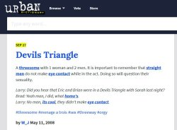 Devils Triangle