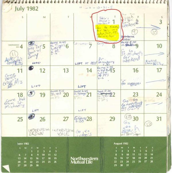 Kavanaugh 1982-July-1